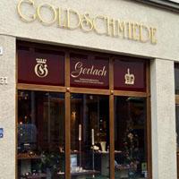 Goldschmiede Gerlach in Freiberg