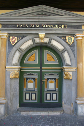 Im Hochzeitshaus Erfurt befindet sich das Standesamt