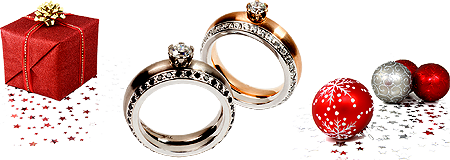 Titan-Ring-Weihnachts-Geschenk