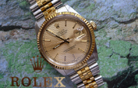 Rolex Datejust in der DDR