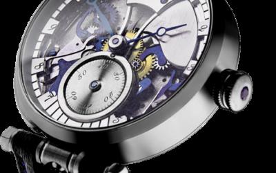 TIMEPIECE / Luxus Uhr