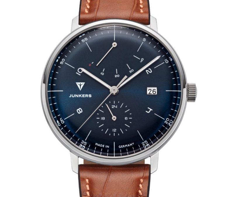 JUNKERS Uhren  exklusiv beim Traditionsunternehmen Glaser & Sohn in Erfurt